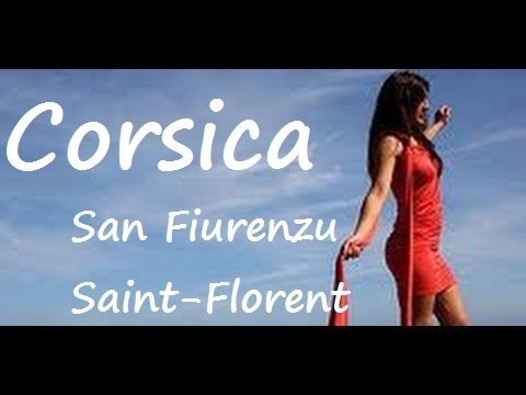(HD1321) 3 minutes in Saint Florent, Corse - Corsica, France, Europe - GoPro Hero