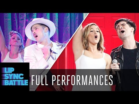 "Cassadee Pope's ""I Write Sins Not Tragedies"" vs. Dustin Lynch's ""Mambo No. 5"" 