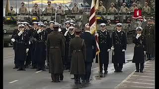 видео День независимости в Латвии – 18 ноября