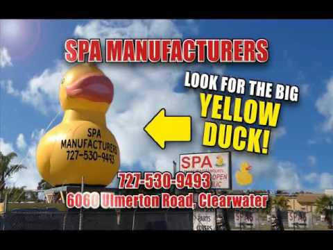 Save BIG! Spa Manufacturers 2016 Labor Day Weekend Sale at the Fairgrounds