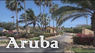turismo en aruba   oranjestad  4k