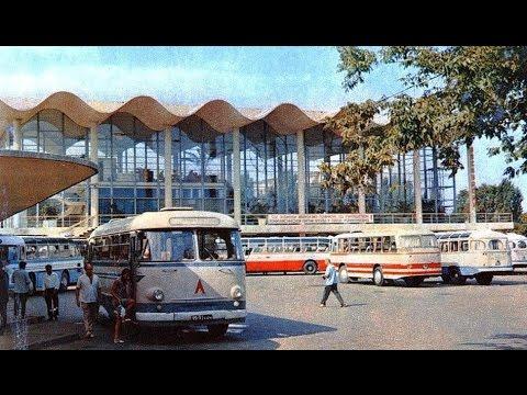 Сочинский автовокзал отмечает юбилей