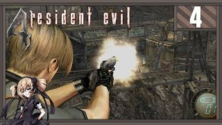 EVERYTHING GOES WRONG | Resident Evil 4 (Professional) Steam Version #4