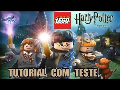 """Como baixar e instalar Lego Harry Potter Years 1-4 """"COM TESTE"""""""