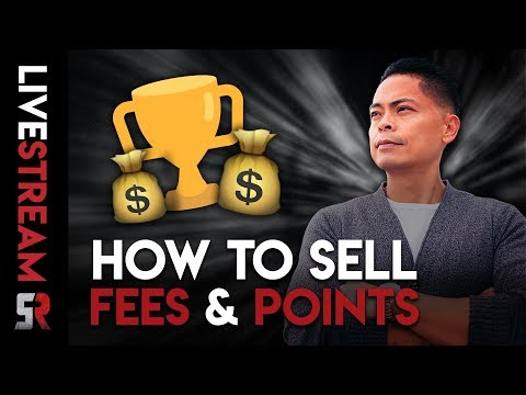 How To Sell Fees And Points | Loan Officer Sales Training