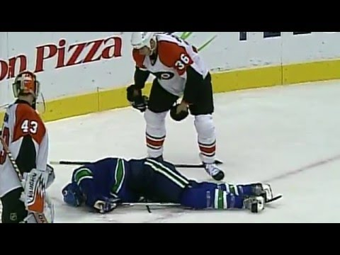 The NHL's dirtiest suspensions