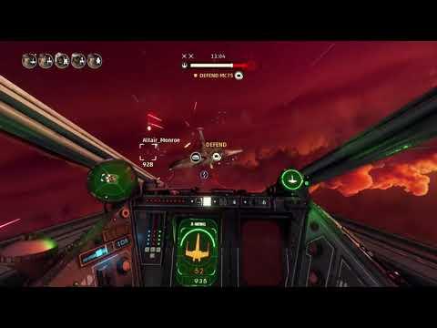 OAKlandish Gaming plays Star Wars Squadrons |