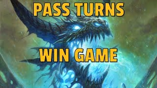 Hearthstone - Win by Passing Turns (Boss Battle Royale 2 Tavern Brawl)
