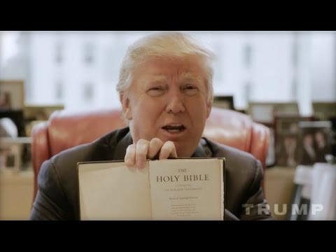Trump's Name in Bible: Revealing the Rapture?