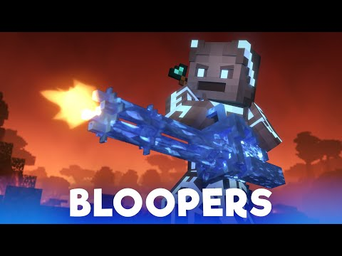 Songs Of War: BLOOPERS Episodes 6-10 (Minecraft Animation Series)