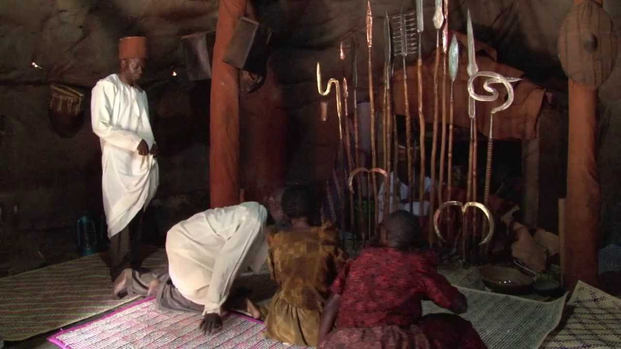 Uganda royal healer Prince Lukanga