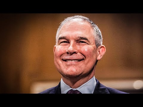Download Youtube: EPA Chief Says That Science Shouldn't Dictate Policy In America