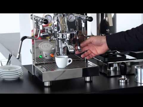 ECM - How to make an espresso.