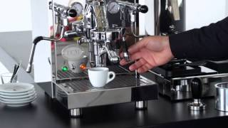 ECM - How to make an espresso.