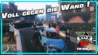 Schwerer Unfall mit meinem Audi RS7 | ROLEPLAY | kw-com.de | GTA Five Life