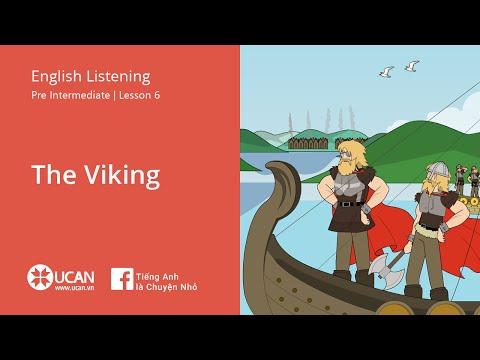 Learn English Listening   Pre Intermediate - Lesson 6. The Viking