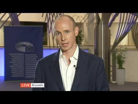 Daniel Hannan on Channel 4 News discussing Britain's EU referendum