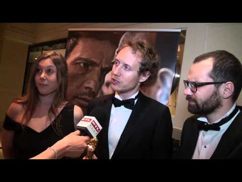 Exkluzív interjú Nemes Jeles Lászlóval az Oscar díj átvétele után