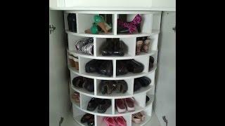 Repeat youtube video Ideas para ordenar tus zapatos
