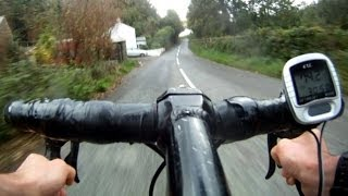 GoPro HD Cycling - Crazy Drivers and Top Speeds! thumbnail