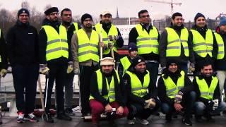 News - New Years Cleaning 2017 [Urdu] - MTA International Sweden Studios