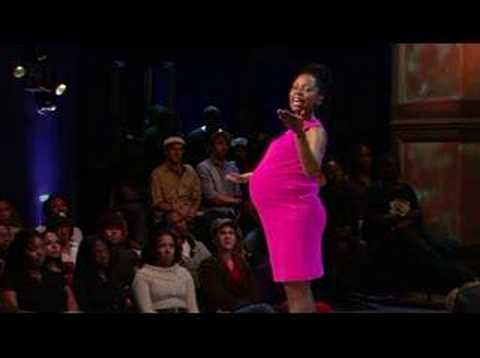 Apology to My Unborn by Bassey Ikpi (Def Poetry Jam)