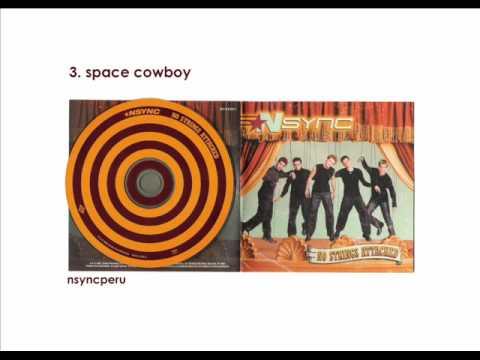 nsync - space cowboy - album no strings attached
