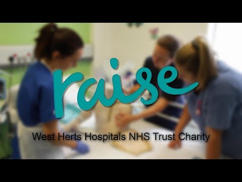 Raise - Our West Herts Hospital Charity
