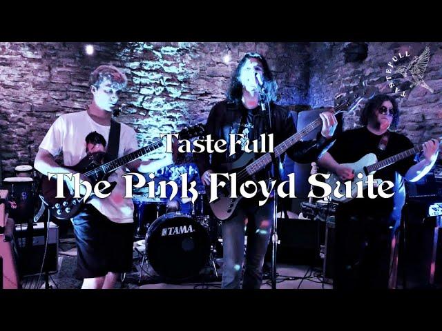 TasteFull Live Cuts // The Pink Floyd Suite