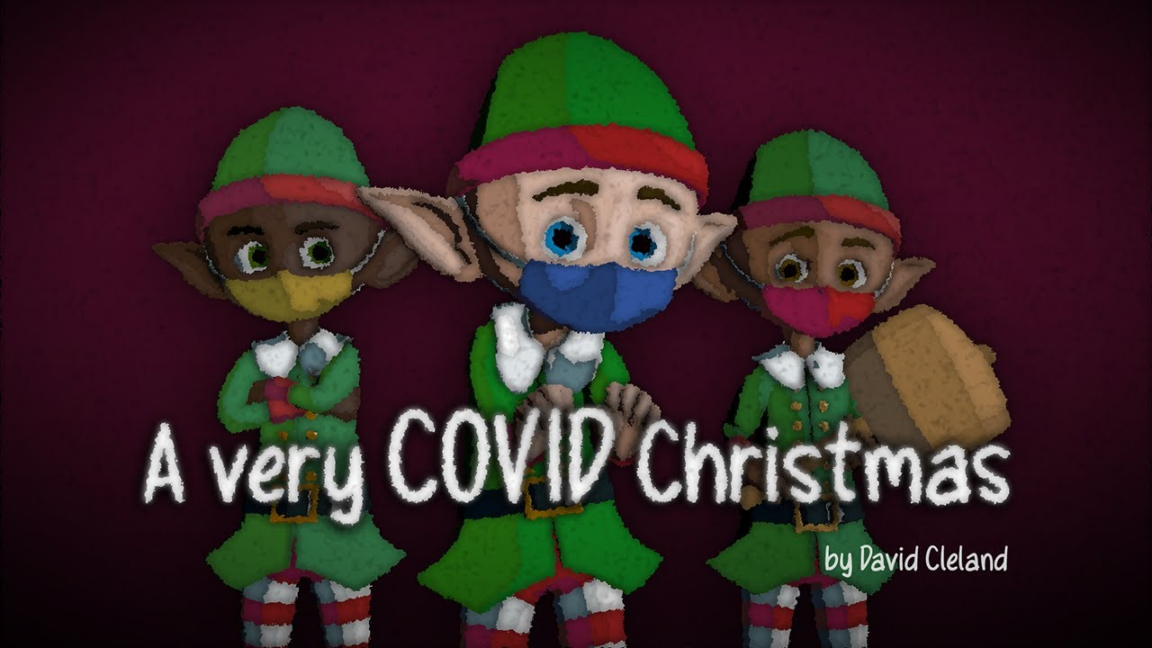 A very COVID Christmas