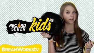 Sports World Records with JENNXPENN | RecordSetter Kids