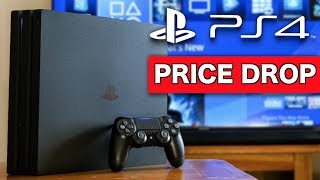 PS4 getting a PRICE DROP soon!