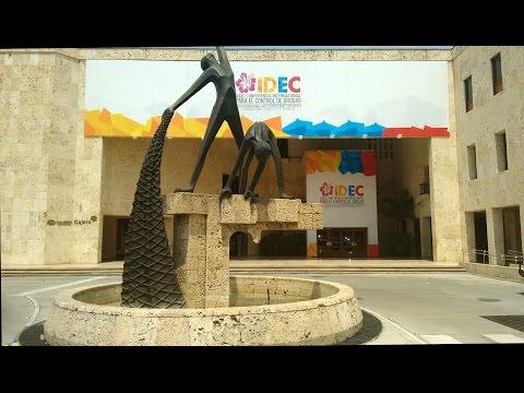 XXXII Conferencia Internacional Para el Control de Drogas IDEC - Cartagena - policiadecolombia