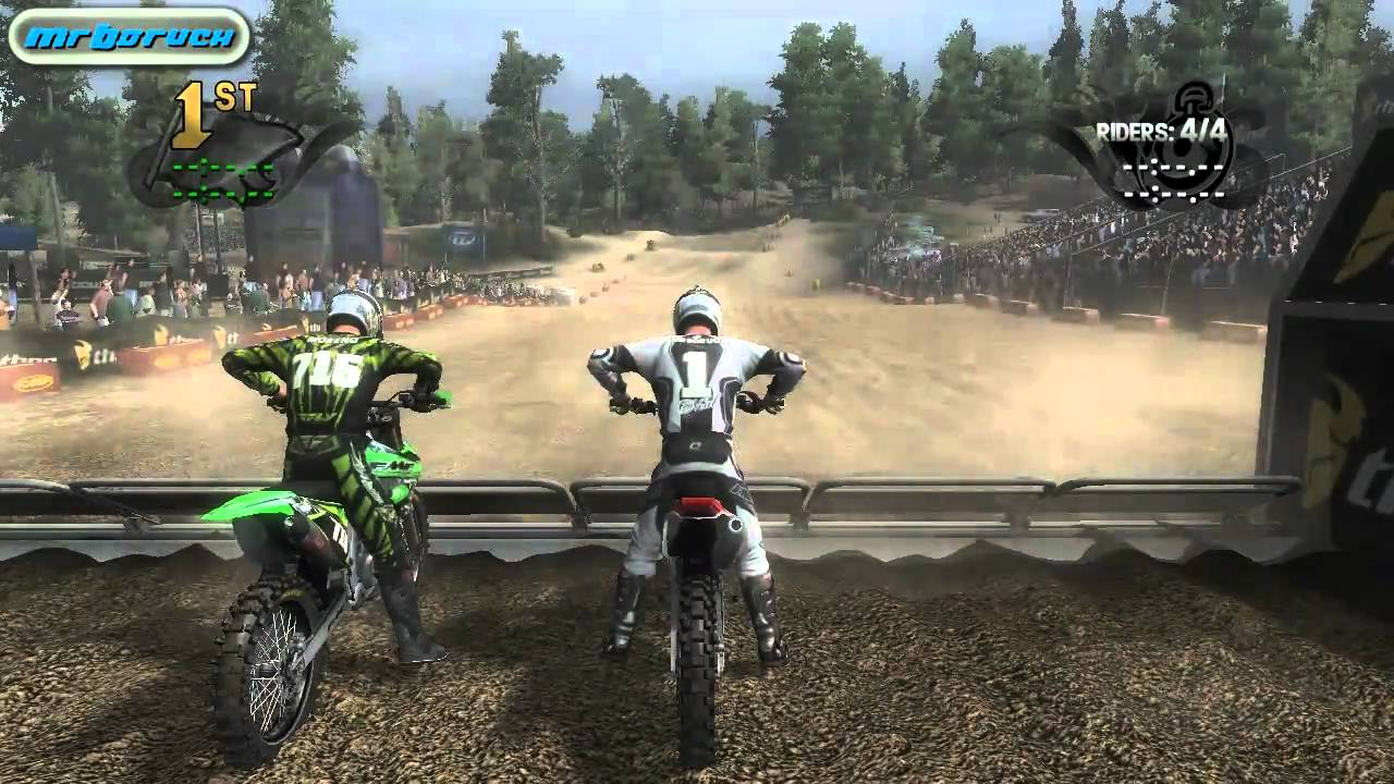 mx vs atv reflex gameplay pc hd youtube
