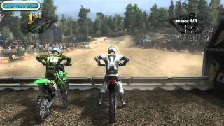 MX vs. ATV Reflex Gameplay PC [HD]