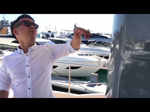 [Review] - Du thuyền Azimut Magellano 66 tại Cannes Yachts Show 2017