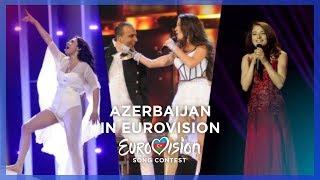 🇦🇿 Azerbaijan in Eurovision - My Top 10 [2008 - 2018]