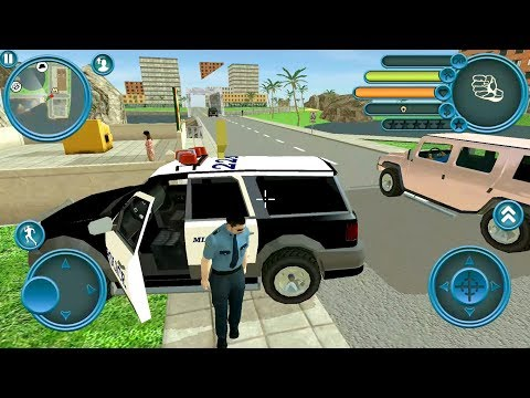 City Police Officer Simulator | Open World - Android Gameplay FHD