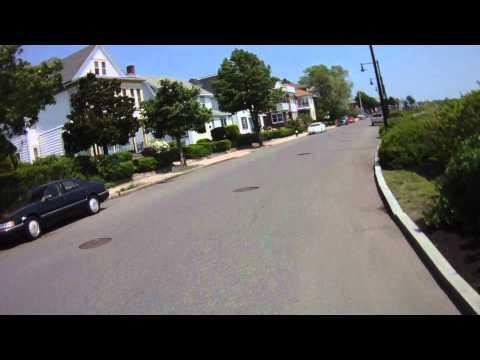 Biking near and around Winthrop, MA: Part 1