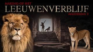 Aflevering 3 - Making-of het leeuwenverblijf