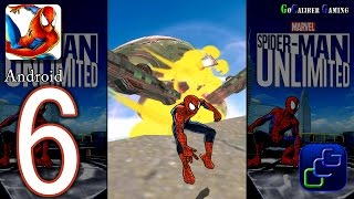 Spider Man Unlimited Android Walkthrough - Part 6 - Issue 2: Birds of Prey