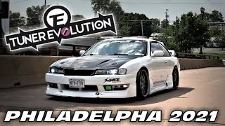 homepage tile video photo for Tuner Evolution Philadelphia 2021 | 15th Anniversary