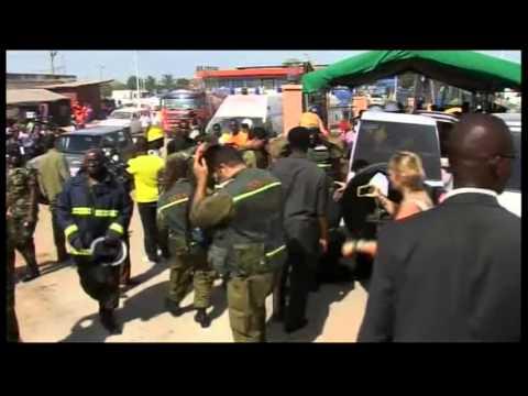 4276WD GHANA-ISRAELI RESCUE EFFORTS