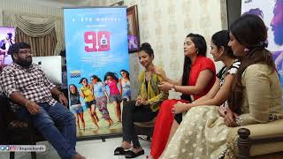 """"""" We were afraid to come out of home after 90ML trailer """" A chat with the women of 90ML!"""