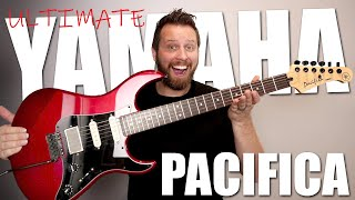 Building The ULTIMATE Yamaha Pacifica! - Full Build and Tones!