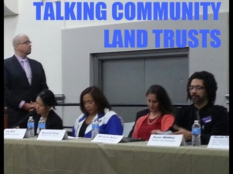 Talking Community Land Trusts at the Bronx Housing Forum