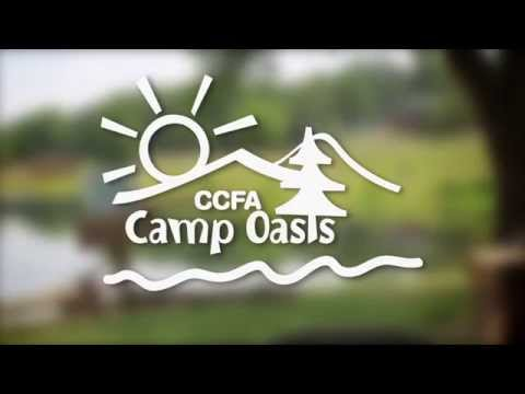 A Day at CCFA Camp Oasis
