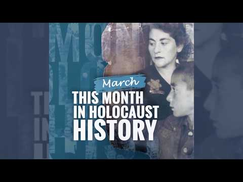 March in Holocaust History