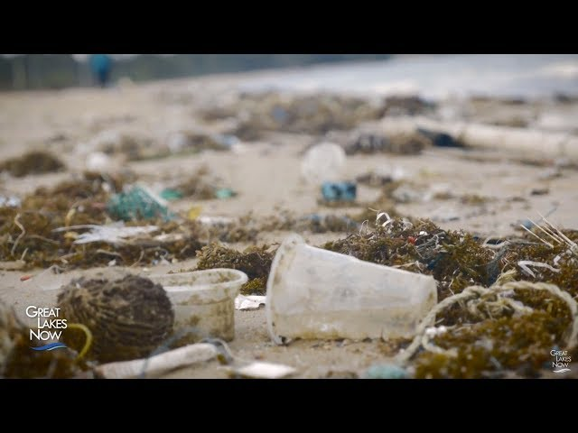 Microplastics in the Lakes - Great Lakes Now - 1004 - Segment 2